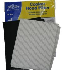 Cooker Hood Filter Grease & Charcoal Filter Kit Cookerhood Filter Kit